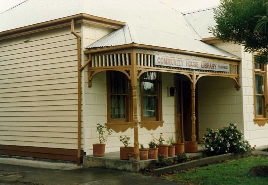 Image of Fairfield House Library 1987