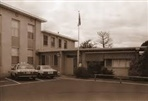 Image of the back of the Reservoir Civic Centre in 1960
