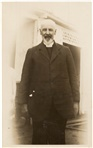 Image. Photograph of the Reverend Alfred Charles Kellaway of All Saints church Northcote.