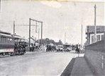 Image - photo - High Street looking south across the Merri Creek.
