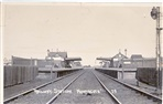 Image - photo. Northcote Railway Station circa 1929