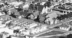 Image - Photo. Aerial photograph of Helen Street Primary School and surrounding houses (circa 1950).