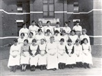 Image - photo. Nurses at the Fairfield Infectious Diseases Hospital