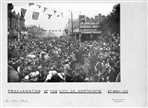 Image - photo. Northcote proclaimed a city 27 May, 1914