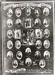 Image - photo - Honour board for Northcote and Preston Scottish Society 1913/1914